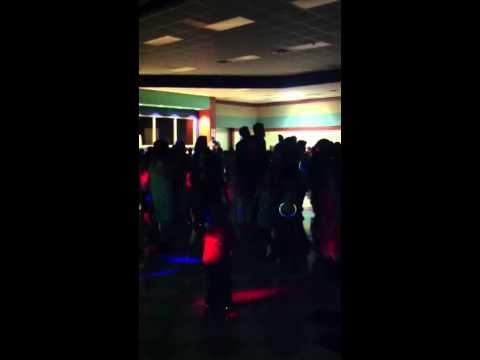 Steubing Ranch Elementary School dance 2/21/14
