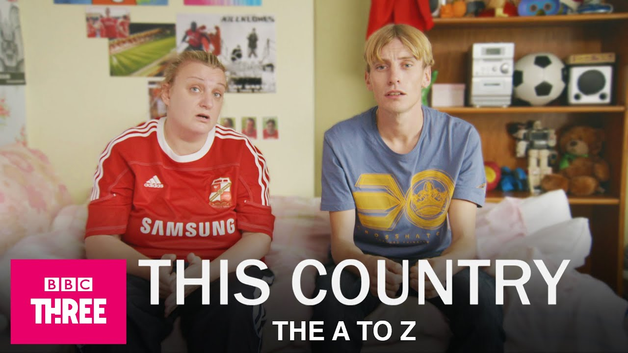 The A To Z Of This Country | All Episodes On iPlayer Now