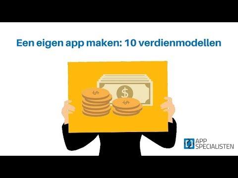 Een eigen app maken: de 10 meest populaire verdienmodellen