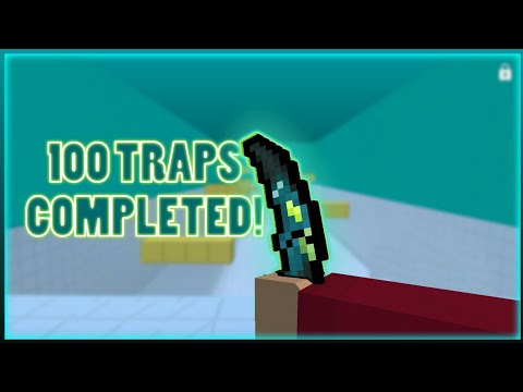 How To Complete 100 Traps - Block Strike 100 Traps Completed