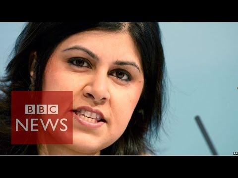 UK's Gaza policy 'moraly indefensible' says Baroness Warsi - BBC News