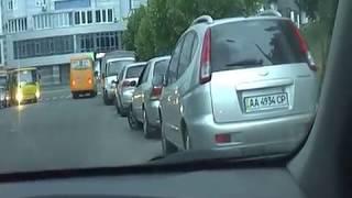 Урок вождения 10 учим параллельную парковку
