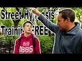 Street Hypnosis training free with hypnotist Richard Barker