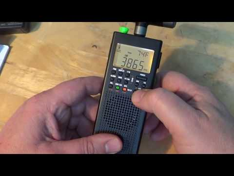Review of the Countycomm GP5 SSB Portable Receiver