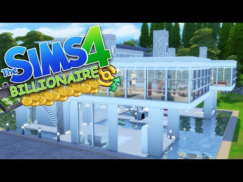NEW MANSION | The Sims 4 BILLIONAIRE Ep.15