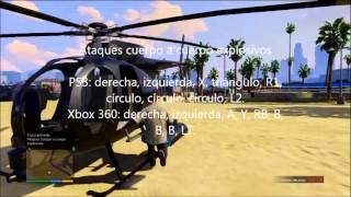 Lista de trucos para Grand theft Auto 5 para PS3 y XBOX 360