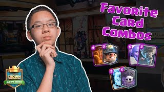 Clash Royale: Player Favorites - MusicMaster's Favorite Card Combos