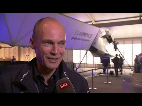 Solar Impulse 2 takes off for historic around-the-world attempt