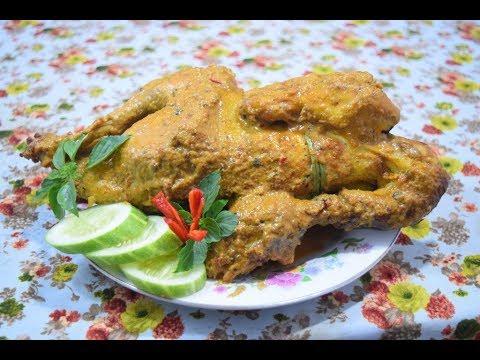 Resep Ingkung Ayam Kampung Enak Sederhana Banyuwangi 2017 Youtube
