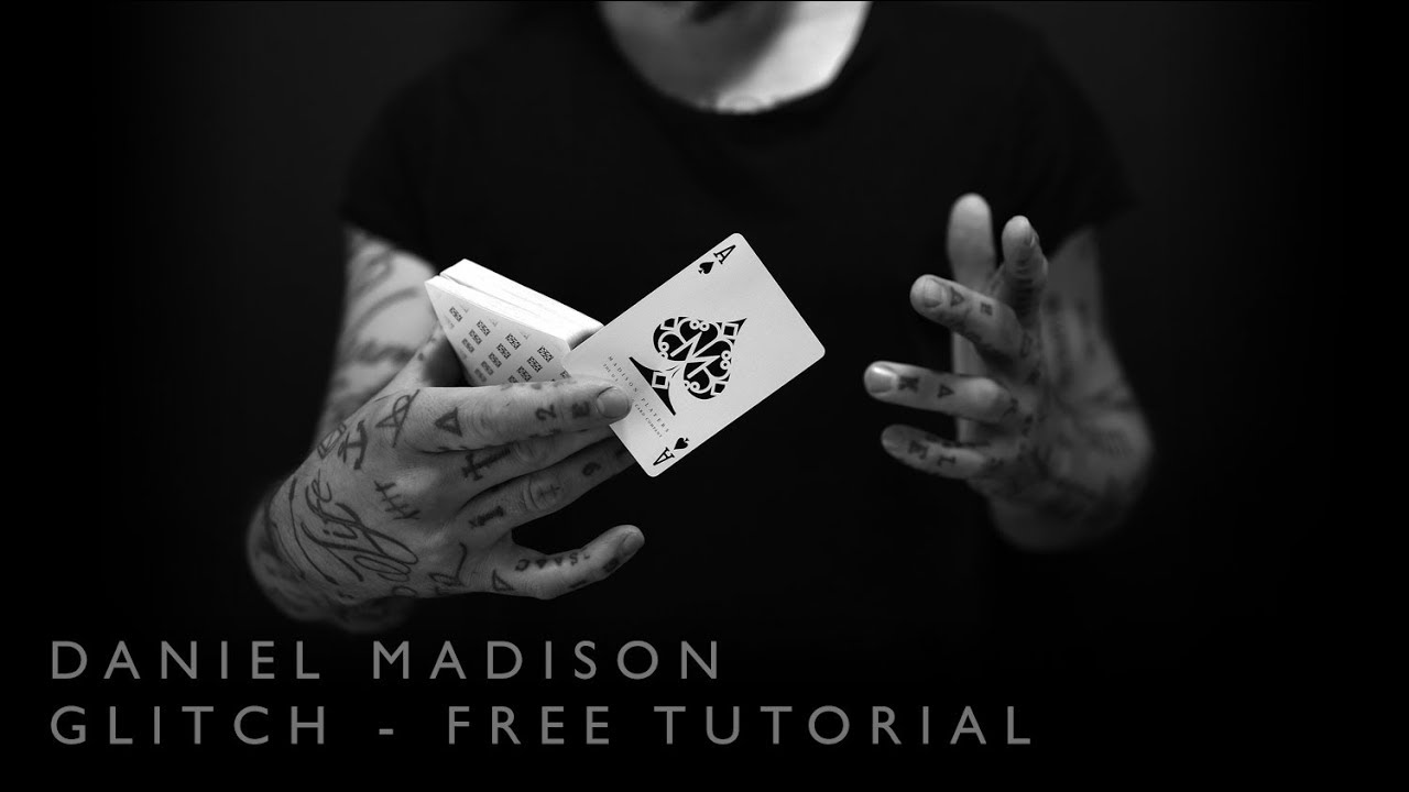 GLITCH - Free Card Trick Tutorial - YouTube