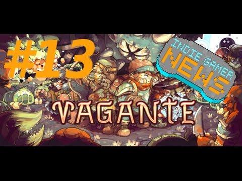 Vagante - #13 - Indie Gamer News *Steam Key Give Away!*