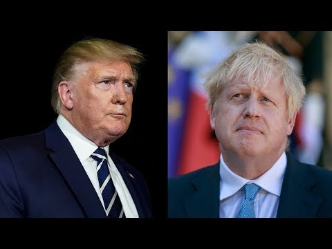 Boris Johnson will not want 'to go down in history as Mr No Deal', Donald Tusk says ahead of G7
