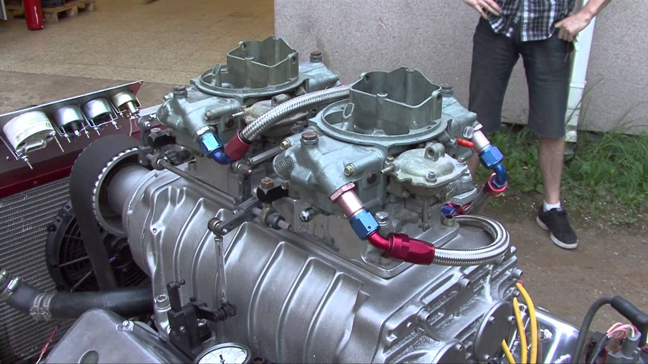 Image result for 8-71 blower