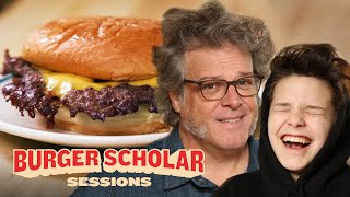 A Burger Scholar Teaches His Son How to Make the Perfect Cheeseburger | Burger Scholar Sessions