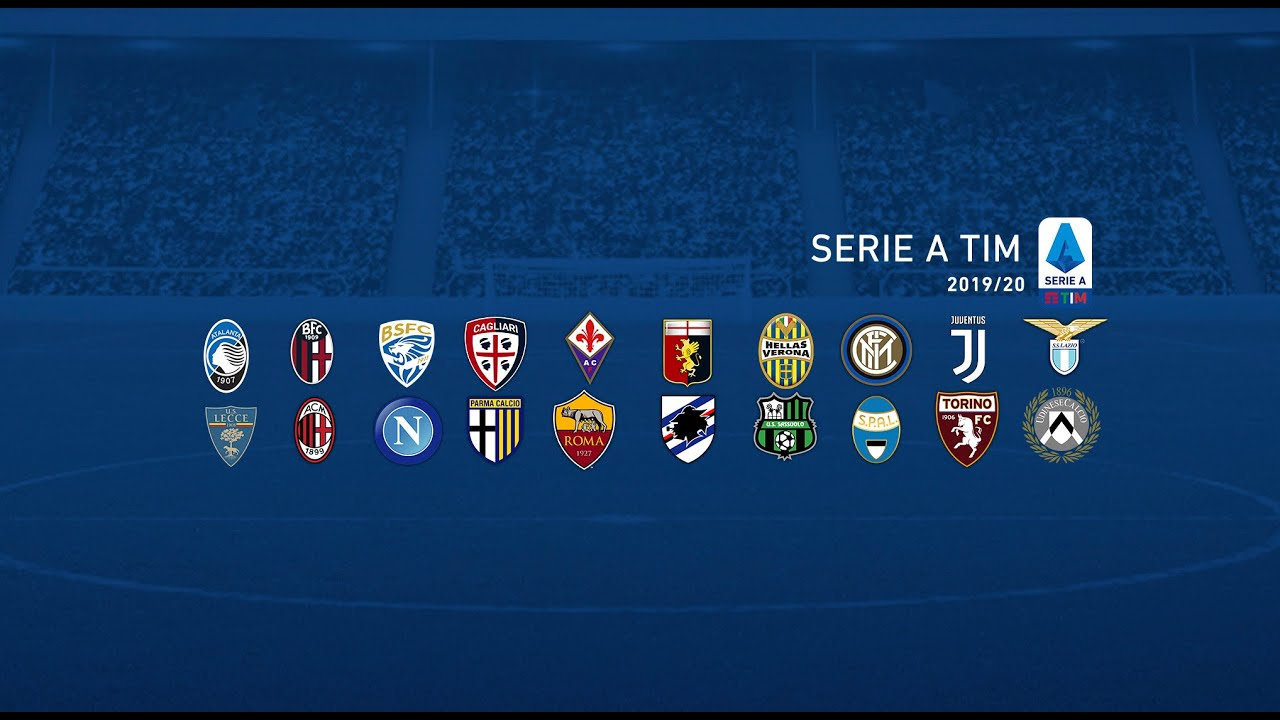 Calendario As Roma 201920.Live Serie A 2019 20 Fixture Reveal Livestream Serie A