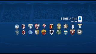 🔴LIVE Serie A 2019/20 Fixture Reveal | LIVESTREAM | Serie A