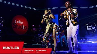 Yemi Alade, Youssoupha and Killbeatz : Hustler – Coke Studio Africa