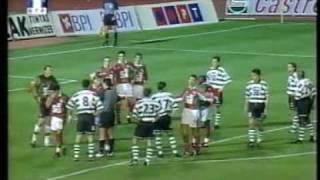 Marítimo - 0 Sporting - 2 de 2000/2001