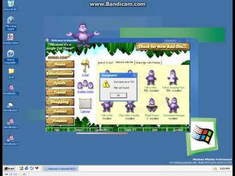 bonzi buddy for windows 7 free