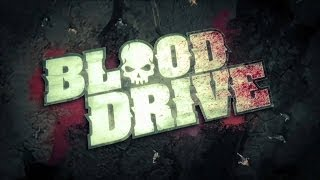 Blood Drive Playthrough part 1