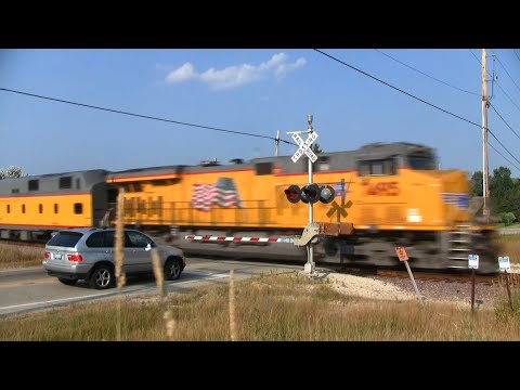Union Pacific Business Train Special