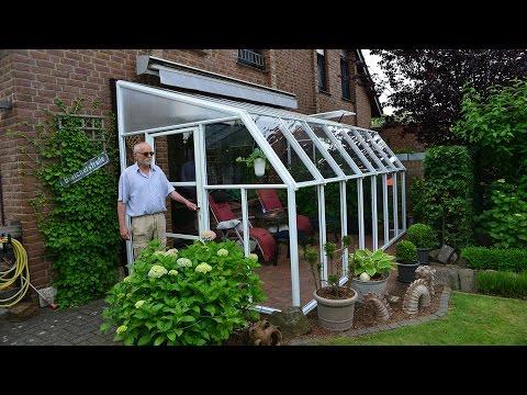 Rion Sun Room 8′ – Outdoor Solarium Enclosure