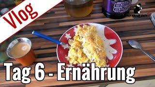 Tag 6 - Frühstück und Mittagessen | Vlog 10-Wochen-Diät