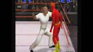 FCW 1:6 The Flash vs Mr. Clean
