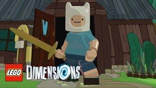 Baixar LEGO Dimensions - Finn The Human Free Roam