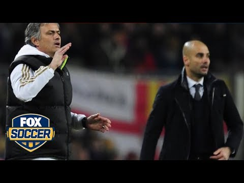 Jose Mourinho vs. Pep Guardiola over the years