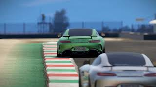 Project Cars 2 | Test drive | 2017 Mercedes-AMG GT R | Mugello