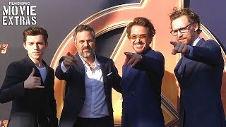 Download AVENGERS: INFINITY WAR   Shanghai Fan Event Mp3 and Videos