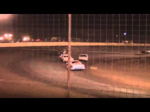 Stock Main at Lady Luck Speedway 7-6-12