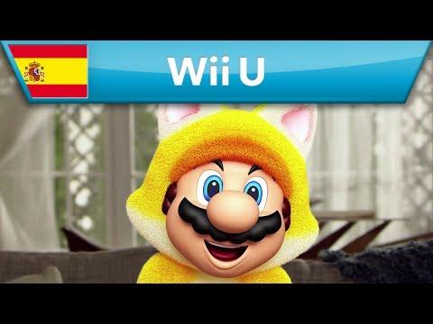SUPER MARIO 3D WORLD - Tráiler de lanzamiento (Wii U)
