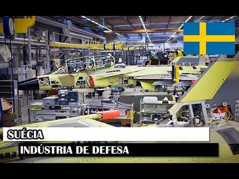 Suécia, Indústria De Defesa