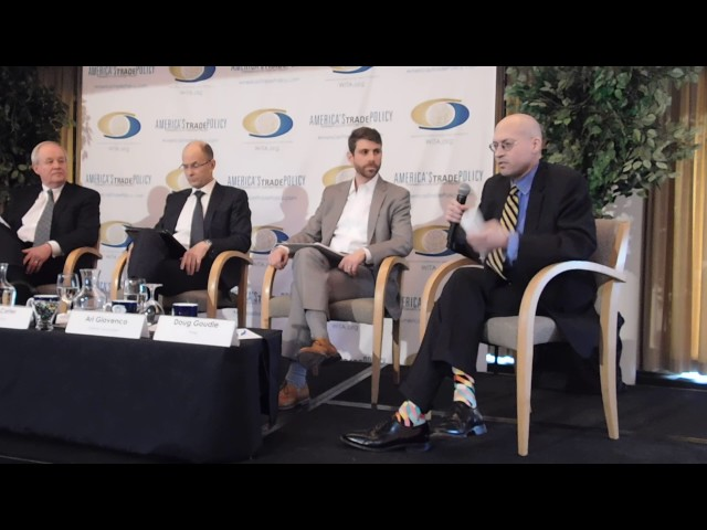 2/9/17 WITA Event: NAFTA 2.0? Panel 2: Introduction and Welcome Remarks