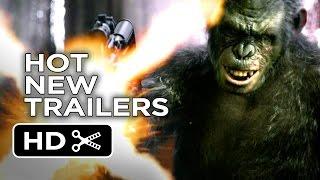 Best New Movie Trailers - July 2014 HD