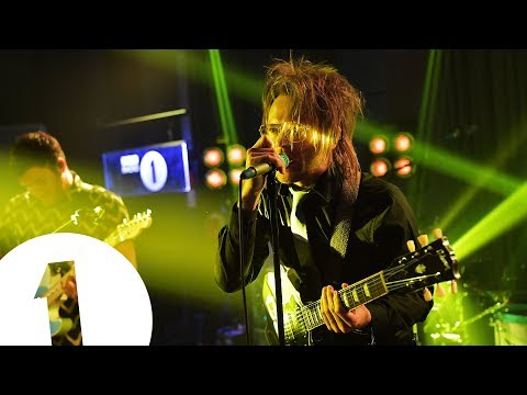 Enter Shikari - Song 2 (Blur Cover) at Radio 1 Rocks from Maida Vale
