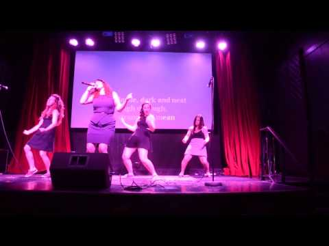It's Raining Men by The Weather Girls - Red Team - Highball Karaoke Olympics