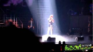 111204 YG CONCERT - TABLO FT. BOM - BAD