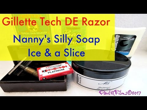 Nanny's Silly Soap  - Ice and a Slice