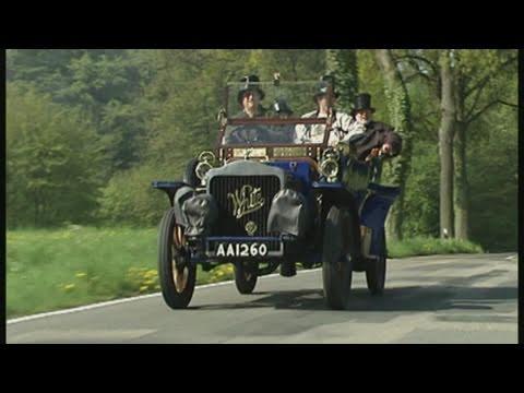 The steam car race