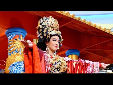 CNY2017 ~ The Empress's Court Dance Musical @ The Curve Shopping Mall (8 Jan 2017) 4K UHD
