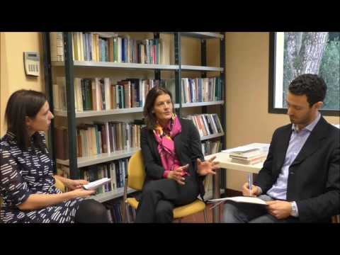 Ngaire Woods (University of Oxford) in conversation with Stefano Marcuzzi and Eva-Maria Muschik