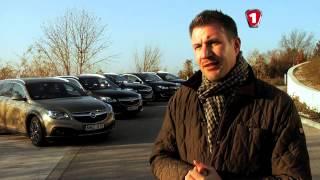 """Перший тест"" в HD.  Opel Insignia Country Tourer."