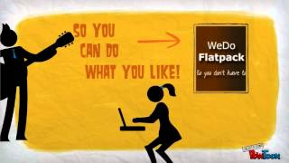Wedo Flatpack
