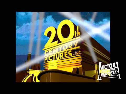 20th Century Pictures, Inc. logo 1933 remake (November Updated)