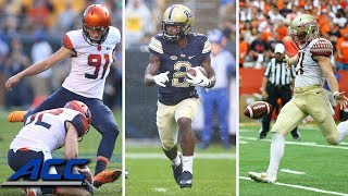 Top 3 Special Team Units In The ACC