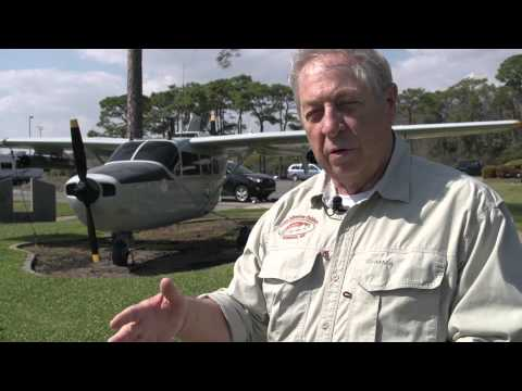 """Hurlburt Field Virtual Air Park Tour: The 0-2A """"Skymaster"""""""