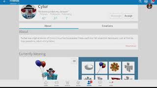 Cylur The Clown | Roblox Myths